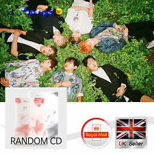 BTS[Random CD] IN THE MOOD FOR LOVE pt.1 The  3rd Mini Album Bangtan Boys