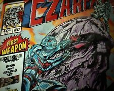CZARFACE First Weapon Drawn Wu Tang with Comic Book RSD 2017 Vinyl