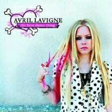 "AVRIL LAVIGNE ""THE BEST DAMN THING"" CD NEUWARE"