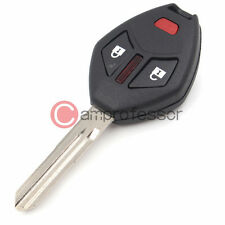 New Uncut Remote key Fob 313.8Mhz ID4 for 2006 Mitsubishi Endeavor OUCG8D-620M-A