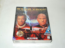 STAR TREK GENERATIONS new factory sealed big box PC game