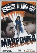 MANPOWER (1941) **Dvd R2**  Edward G Robinson