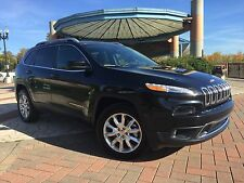 2015 Jeep Cherokee Limited Sport Utility 4-Door