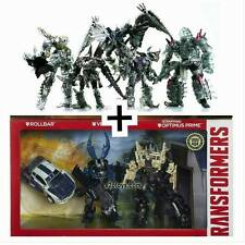 Transformers Platinum Edition Generation Dinobot 5 Pack + Breakout Scene Pack