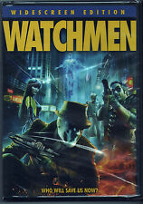 WATCHMEN new ws dvd PATRICK WILSON MALIN AKERMAN JACKIE EARLE HALEY CARLA GUGINO