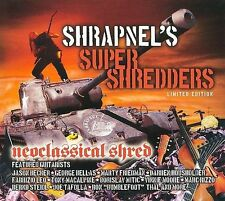 Shrapnels Super Shredders: Neoclassical, New Music