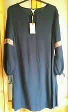 BNWT beautiful  Monsoon Thea  boho tunic embroidered dress size 22
