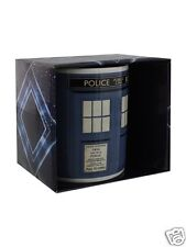 Doctor Who Tardis Ceramic Mug - Gift-boxed & an ideal present for the Who fan!