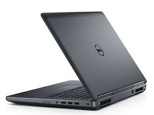 DELL PRECISION 17.3 M7710 i7-6820HQ 16GB 256GB SSD FHD 1080p Quadro M3000M 4GB