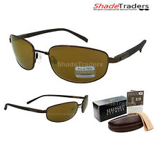 SERENGETI MANETTI SUNGLASSES POLARIZED PHOTOCHROMIC PhD DRIVERS GOLD MIRROR 7577
