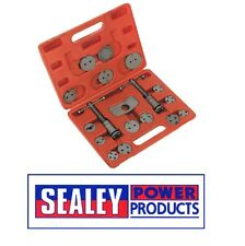 Sealey FRENO PISTONE wind-back TOOL KIT 21pc vs0282