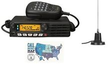 Yaesu FTM-3200DR C4FM/FM 144MHz Mobile Transceiver and MFJ-1728B Antenna Bundle