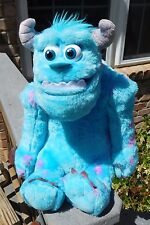 Monsters Inc SULLEY MY SCARE PAL Talking Tickle Sleep Roar Interactive Plush