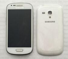 Samsung Galaxy S3 S III i8190 mini weiß GEBRAUCHT 8GB GPS Whatsapp 5Mp Kamera