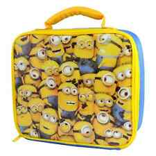 Brand New Licensed Despicable Me Minions Lunchbag Schoolbag School Bag