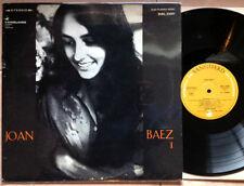 JOAN BAEZ / I - LP (printed in Italy 1960) EX-/EX- RARE !!!