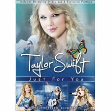 DVD - Musical - Taylor Swift: Just for You Includes Interviews & Footages
