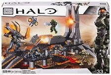 MEGA BLOK - 97118-Cauldron Halo Clash ** GRANDE REGALO **