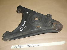 Factory 76 Mercedes 450SL 107 RIGHT FRONT SUSPENSION LOWER CONTROL ARM A FRAME