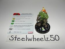 Heroclix Amazing Spiderman Man-Thing & Howard The Duck #047 Wizkids Super Rare