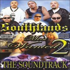 Mister D & The Southland Gangste: Southland's Most Wanted 2  Audio CD