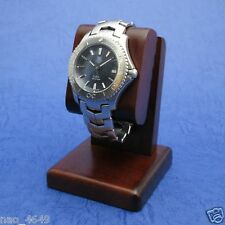 F/S Wrist Watch Display Rack Holder Case Stand Tool Wooden Craft Made in Japan