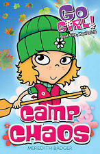 Camp Chaos (Go Girl!), Michelle Cooper, Very Good Book