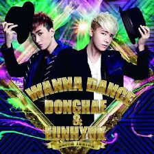 K-Pop Super Junior - Donghae & Eunhyuk - I wanna Dance (SJDE02JSLB)