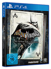 PS4 Batman: Return to Arkham Neu