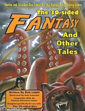 AD&D 30 sided Fantasy and other tales, New Dice Tables Campaign Aid *FS