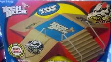 Tech deck skatepark tony hawk brand new vintage original 1998 trick street 3810