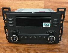 NEW UNLOCKED Chevy MALIBU OEM Radio Stereo CD Player Receiver 2004-2007