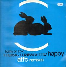 TOMY OR ZOX - Music Makes Me Happy - Mantra Vibes