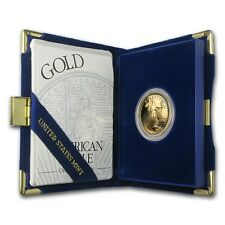 1994-W 1/2 oz Proof Gold American Eagle (w/Box & COA) - SKU #11087