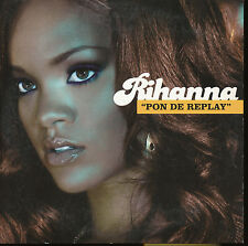 RIHANNA CD SINGLE EU PON DE REPLAY