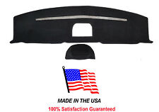 2007-2014 Toyota FJ Dash Cover w/ Gauges Black Carpet TO101.5-5 Made in the USA
