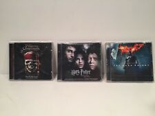 Lot Of Hans Zimmer / John Williams Soundtrack Cd's Pirates Harry Potter Batman