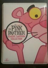 Pink Panther Classic Cartoon Collection (DVD, 2009, 5-Disc Set)