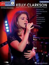 Kelly Clarkson, Pro Vocal Songbook &  CD, Women's Edition Vol. 15 (2007)