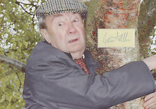 PETER SALLIS Signed 12x8 Photo Display CLEGG In LAST OF THE SUMMER WINE COA