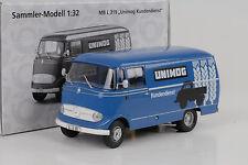 Mercedes Benz L 319 Unimog Kundendienst 1:32 Dingler Spur 1