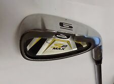 Cobra  S2 Max 6 Iron R Flex Steel Shaft