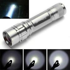 Portable Powerful Focus 3500LM XML T6 LED CREE 18650 Flashlight Torch HOT