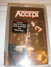 Accept CASSETTE NEW Staying A Life