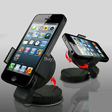 360° WINDSCREEN/DASH CAR MOBILE PHONE HOLDER FOR IPHONE 3,4,4S 5 6 HTC SAMSUNG