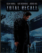 TOTAL RECALL STEELBOOK EDITION-Colin Farrell teams w/Jessica Biel to fight evil