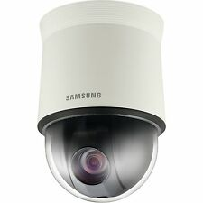 SAMSUNG snp-5300h 1,3 MP IP66 HD 30x rete PTZ Dome IP Fotocamera CCTV 3.5-105mm