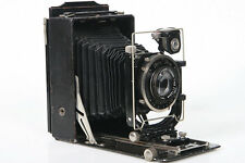Zeiss Maximar 207/7. 9x12 Folding Plate Camera w/ Tessar 135mm, f/4.5 Lens #2