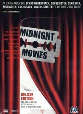 MIDNIGHT MOVIES  George A. Romero DAVID LYNCH Nacht der lebenden Toten 3 DVD Box