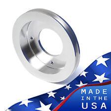 Pontiac 1 Groove Billet Aluminum Crankshaft Pulley 350 400 428 455 Crank V-Belt